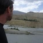 10-9 Khorog, Blick nach Afghanistan