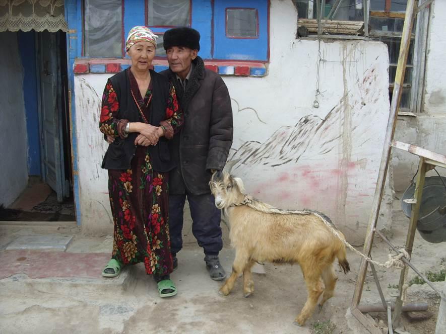 Tajikistan, Kirgis People
